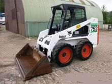 2001 BOBCAT 753 skid steer