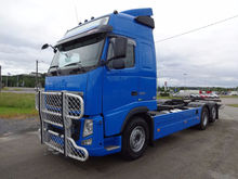 2012 VOLVO FH13 chassis truck