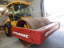 2007 DYNAPAC CA 602 D single dr