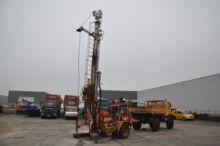 1992 VEB K50 drilling rig