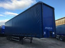 2001 MONTRACON CURTAIN SIDER RE