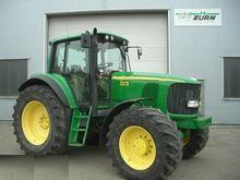 2002 JOHN DEERE 6920 wheel trac