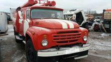 1990 ZIL fire tanker truck