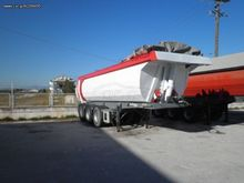 2003 TRAILOR tipper semi-traile