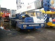 2012 TADANO TL250E mobile crane
