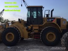 2014 CATERPILLAR 966H wheel loa