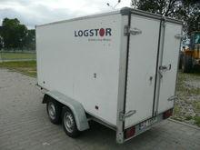 2011 1583 closed box trailer