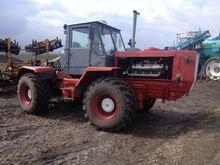 1995 HTZ T-150 wheel tractor