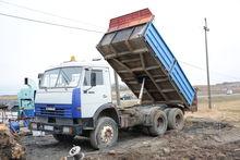 2005 KAMAZ 55111-15 dump truck