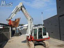 TAKEUCHI TB1140 tracked excavat