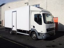 2011 DAF LF refrigerated truck