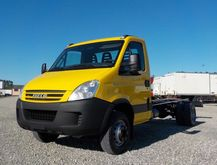 2007 IVECO DAILY 65C18 chassis