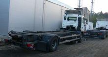 2011 MAN tgm chassis truck