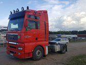 2005 MAN 18.430 tractor unit