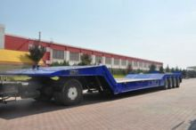 4 AXLE FRONT LOADING LOWBED 4 l