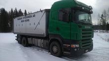 2006 SCANIA R580 dump truck