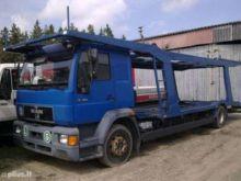 2002 MAN 15.280, trucks car tra