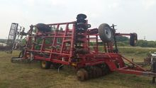 2009 WIL-RICH DC 3 cultivator