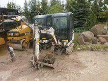 Used 2011 BOBCAT E14