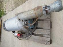 Used 70 L motor pump