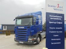 2007 SCANIA R 420 LAMNA tractor