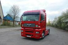 2007 MAN TGA 18.440 tractor uni