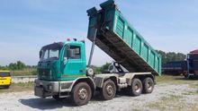 1998 ASTRA HD7 84.45 dump truck
