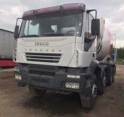 2007 IVECO 380 (Cifa 12 m3) V U