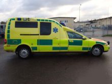 2007 VOLVO ambulance