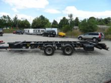 2004 WECOM container chassis se