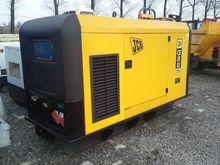 2008 JCB G88 QX 88KVA 70 KW GEN