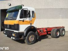 1992 MERCEDES-BENZ 2435 chassis