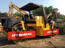 1991 DYNAPAC CC501 road roller