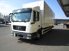 2012 MAN TGL12.180 tilt truck