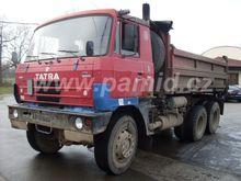 Used 1990 TATRA T815