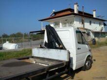 Β.Ι.Μ ΓΕΡΑΝΟΙ dump truck
