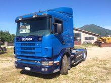Used 1997 SCANIA 144
