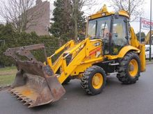2004 JCB 3CX backhoe loader