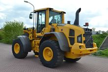 2013 VOLVO L60G wheel loader