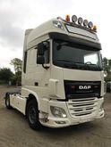 2014 DAF XF105.460 tractor unit