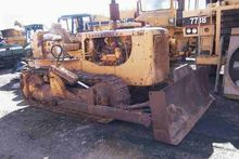 CATERPILLAR D6 B bulldozer for