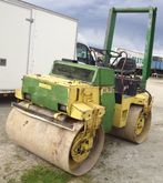 Used BOMAG bw road r
