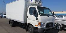 HYUNDAI HD72 refrigerated truck