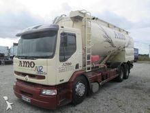 2006 RENAULT Premium tank truck