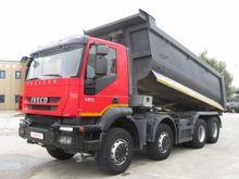 2007 IVECO AD410T45 dump truck