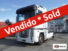 2002 RENAULT AE400 tractor unit