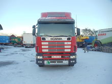 Used 2002 SCANIA R 4