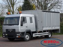 2002 MAN LE 220 DOUBLE CAB 6 PE