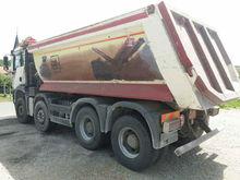 2006 MAN TGA 41.480 dump truck