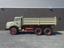 1973 MERCEDES-BENZ 2624 LK KIPP